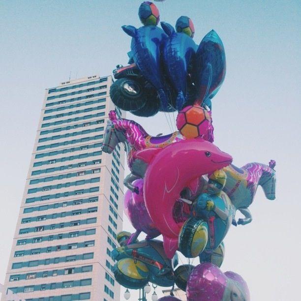 @igersfc Il grattacielo di Cesenatico in attesa di tingersi di rosa