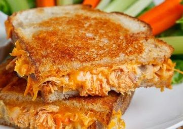 1000 images about sandwiches on pinterest spinach for Buffalo chicken sandwich recipe grilled