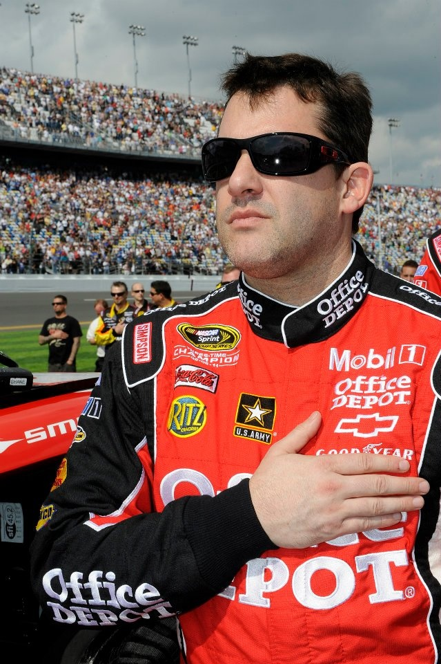 The Man! Tony Stewart