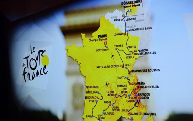 Tour de France: le parcours du Tour 2018 sera présenté le 17 octobre à Paris -                  En raison de la concurrence avec le Mondial 2018, le départ a été reporté d'une semaine: il partira le 7 juillet.  http://si.rosselcdn.net/sites/default/files/imagecache/flowpublish_preset/2017/09/26/62164181_B9713309706Z.1_20170926170327_000_GG69S0A4U.1-0.jpg - Par http://www.78682homes.com/tour-de-france-le-parcours-du-tour-2018-sera-presente-