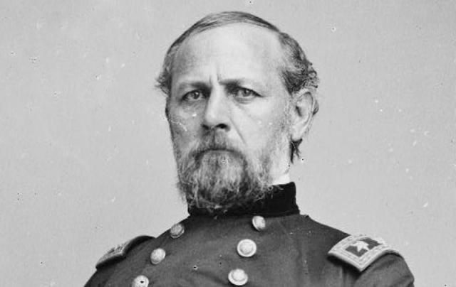 Union Leaders: Major General Don Carlos Buell