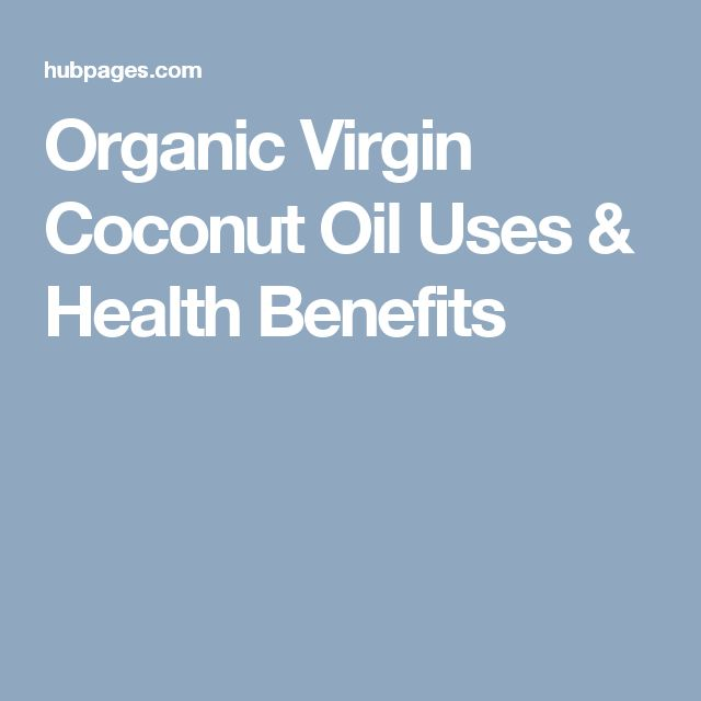 Organic Virgin Coconut Oil Uses & Health Benefits