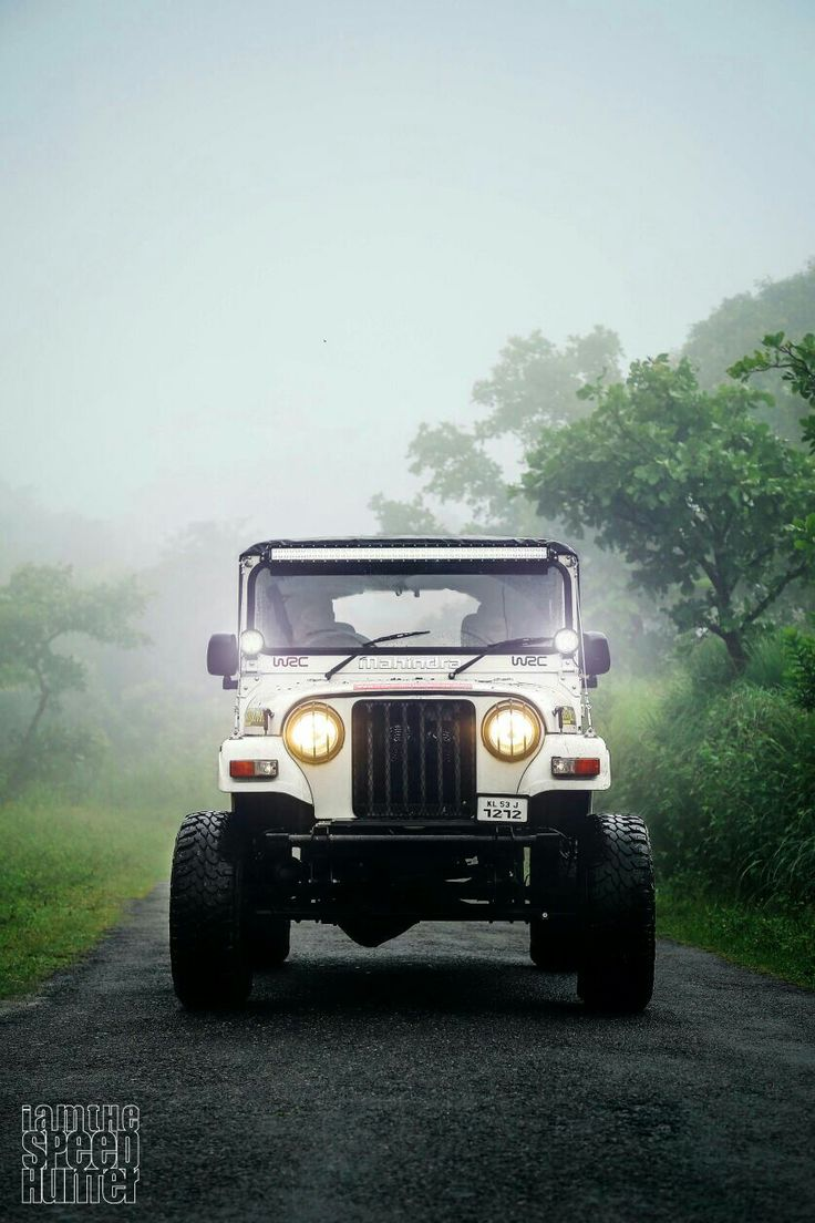 Mahindra Thar Di  4×4 - Raised - Mud_Fighters_Off_Road_Club - M.F.O.R.C - Kerala