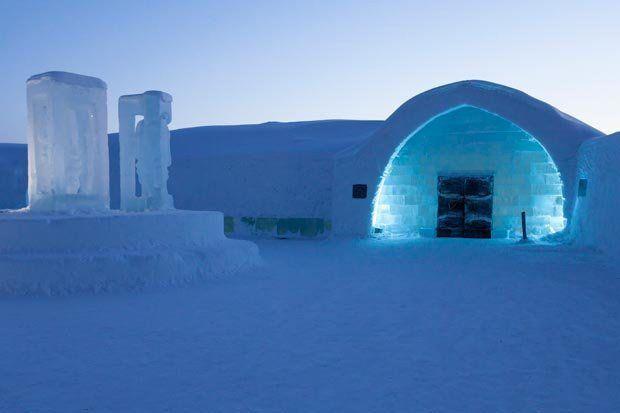 Ice Hotel, Σουηδία SWEDEN ICE HOTEL
