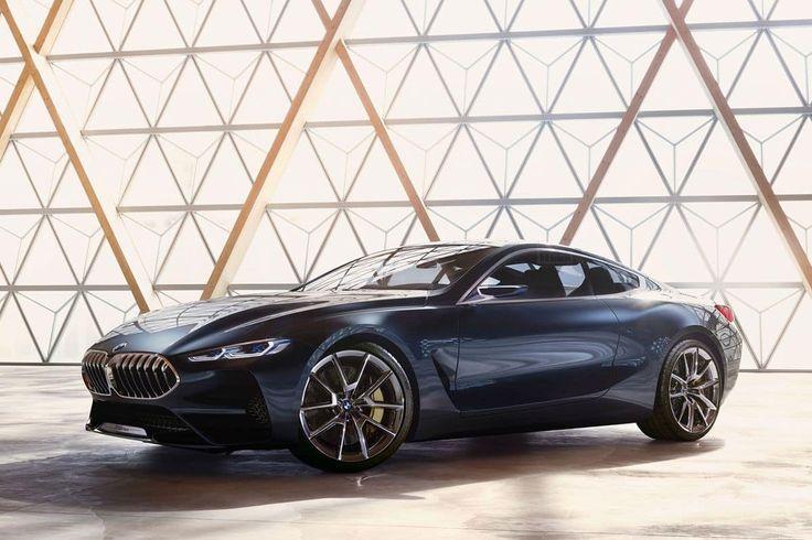 bmw-concept-8-serie  - De BMW Concept 8-Serie belooft veel goeds - Manify.nl