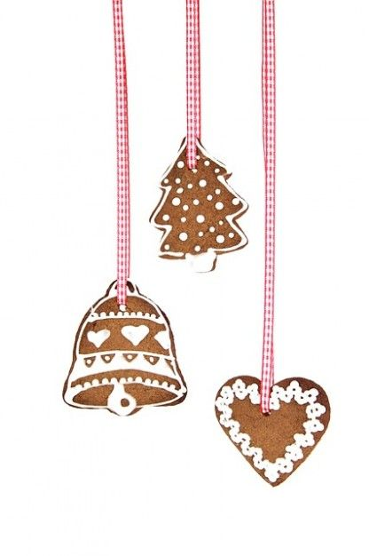 christmas gingerbread decorations - Google Search