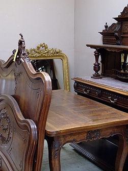 How to Refinish Antique Furniture