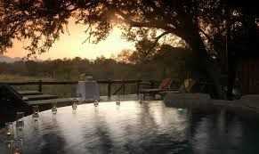 The ideal way to end your exciting safari day