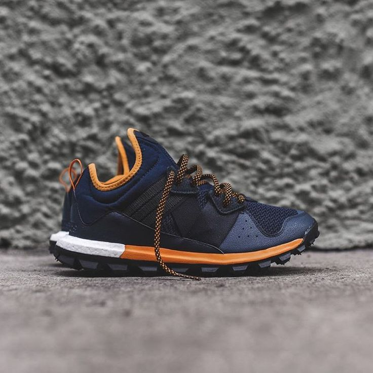 adidas Response Trail Boost. Available at Kith Manhattan, Brooklyn, and KithNYC.com. $110 USD.