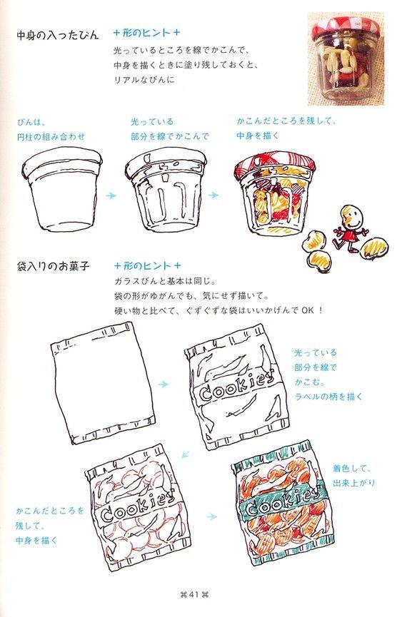 Creative Ball Pen Art 02 Japanese craft book by MeMeCraftwork