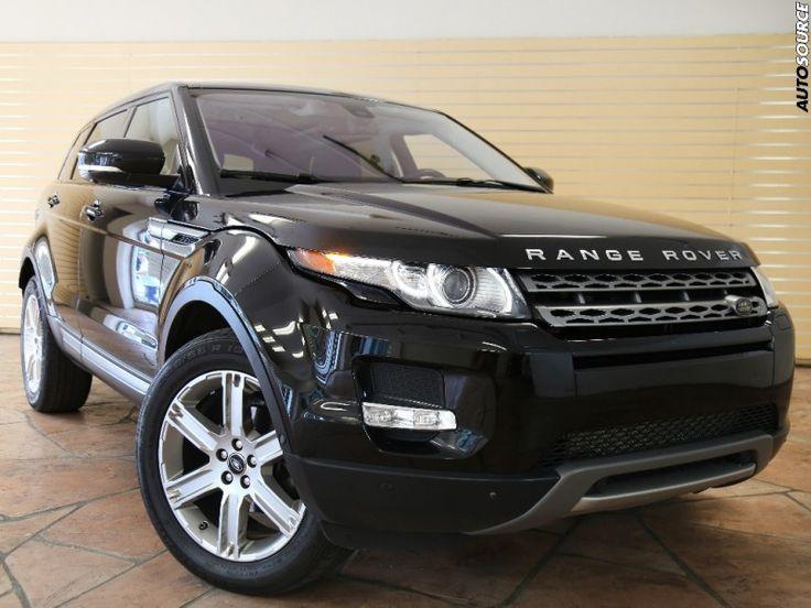 2013 Land Rover Range Rover Evoque $29995 http://www.autosourcehawaii.com/inventory/view/10060992