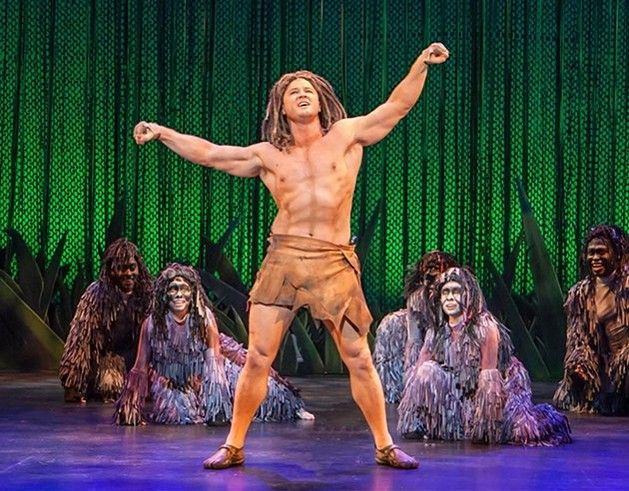 Review: JPAS stages Tarzan: The Musical