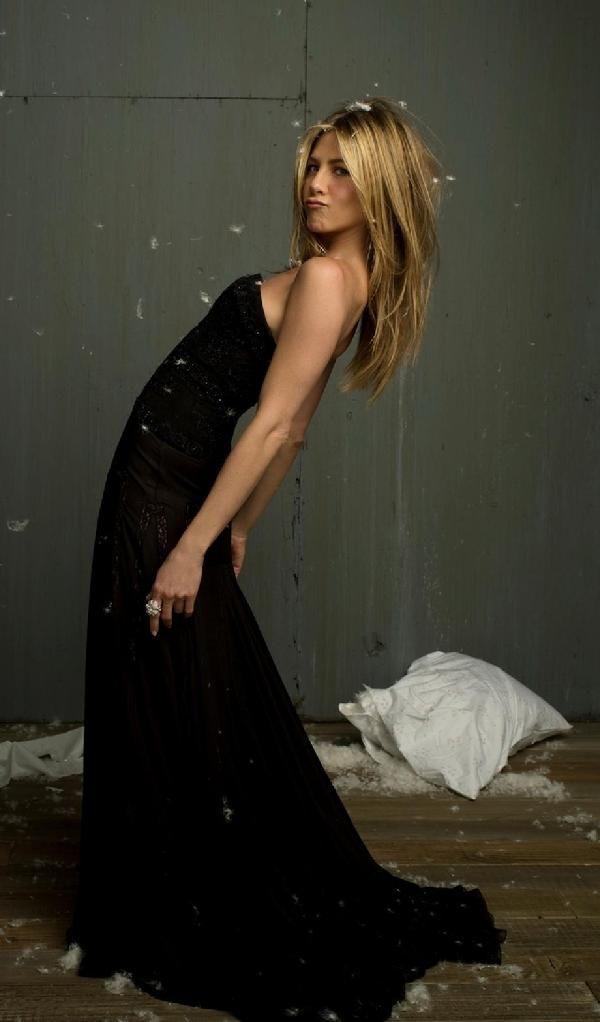Jennifer Aniston. can i be you.