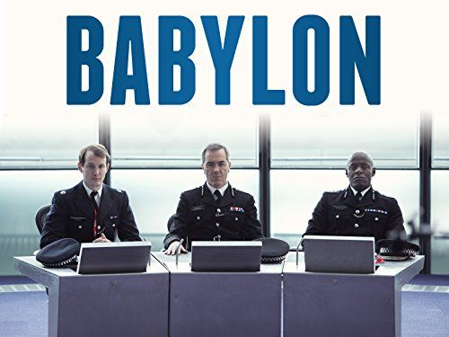 Babylon (TV Series 2014– ) A look at the people in charge and on the front lines of a contemporary police force.  ??? Mayyybe.....