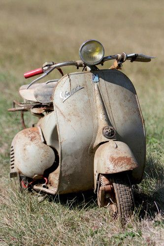 Vespa Love this one :-)