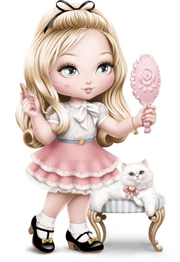 Очаровательные куклыJolie Tilibra украсят ваши работы для девочек. Вы сможете оформить открытки, альбомы и различные папки для документов в технике скрапбукинг. Или может сделаете шкатулку в технике декупаж?..В любом случае, какую бы технику вы н...