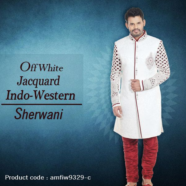 The first thought to cross every groom's mind when thinking to shop for the wedding is the Sherwanis. Yes, Sherwanis are not something new and every man is familiar with this dress since the time they attended their first Indian traditional occasion.