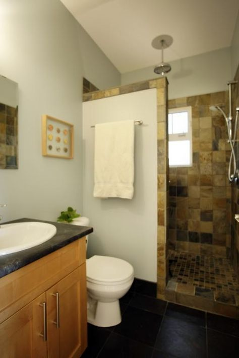 shower. Great for a small space!