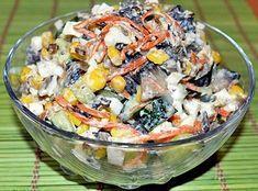 3 cele mai bune salate FĂRĂ maioneză - să mâncăm sănătos și gustos! - Bucatarul