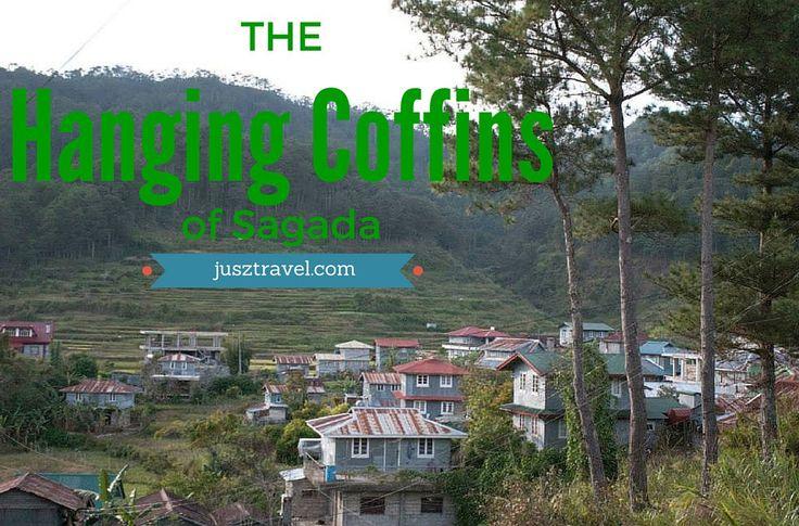 Hanging Coffins, Sagada, Mt. Province, Philippines