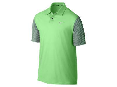 TW パフォーマンス グラフィック メンズ ゴルフポロシャツ