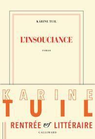 Critiques, citations, extraits de L'insouciance de Karine Tuil. Qu'il semble difficile de juger ce roman. Mais faut se décider, donc g...