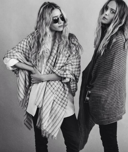 Mary Kate and Ashley boho
