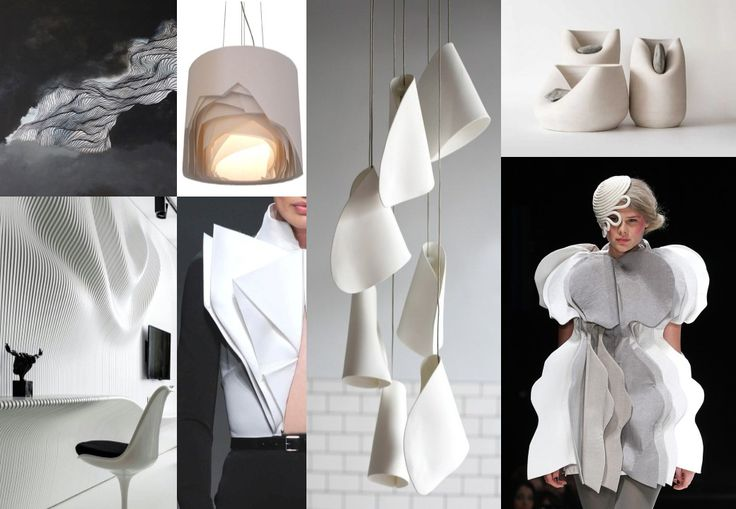 Sculptural Form | Board Inspiration