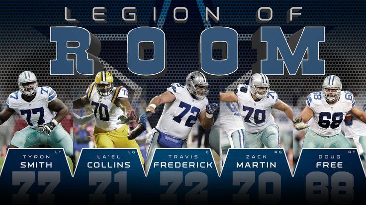 Dallas Cowboys Legion of Room Wallpaper 2015.
