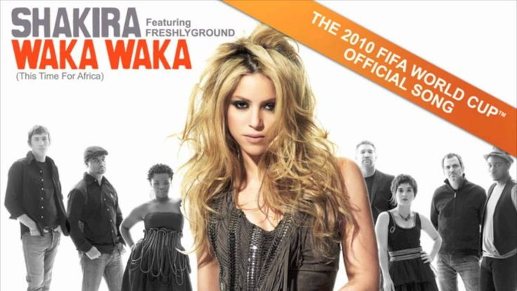 Shakira - Waka Waka HD Video