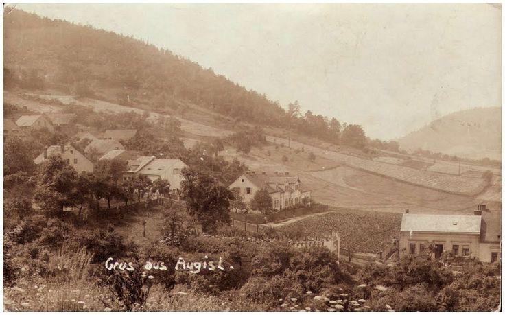 Old photo, I'd guess prewar  Ujezd