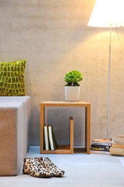 jankurtz Cubus Couchtisch, Holz #Würfel #Tisch #Beistelltisch #Wohnzimmer #Möbel #Wohnen #Galaxus
