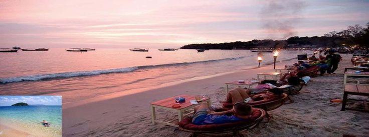 Biển Sihanoukville - biển xinh đẹp của Campuchia