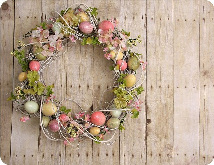 veniec JAR:::::wreath spring EASTER