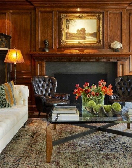 wood paneling for living room walls