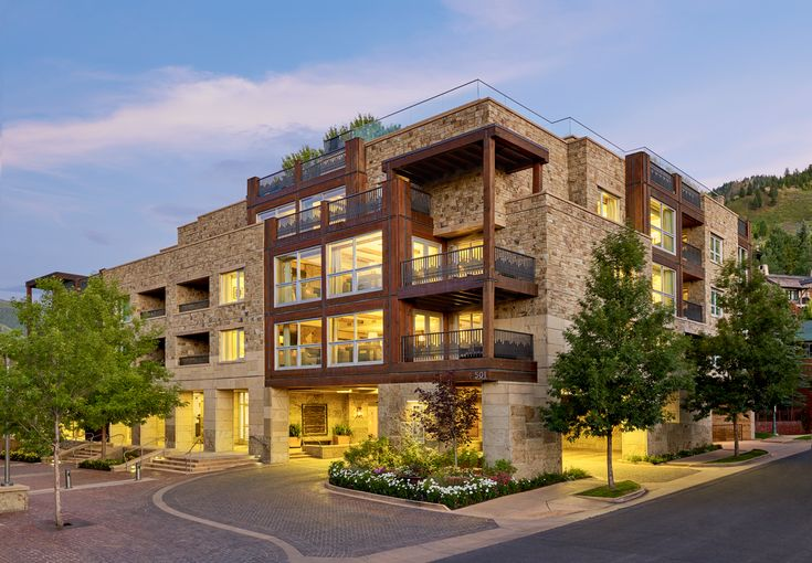 Residences at The Little Nell | Photo Gallery