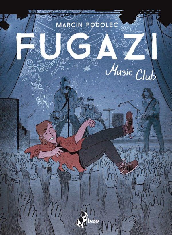 Fugazi Music Club @ Marcin Podolec