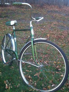 Restoring a Schwinn bike