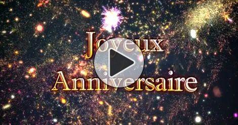 Cartes virtuelles joyeux anniversaire GRATUITES - Joliecarte.com