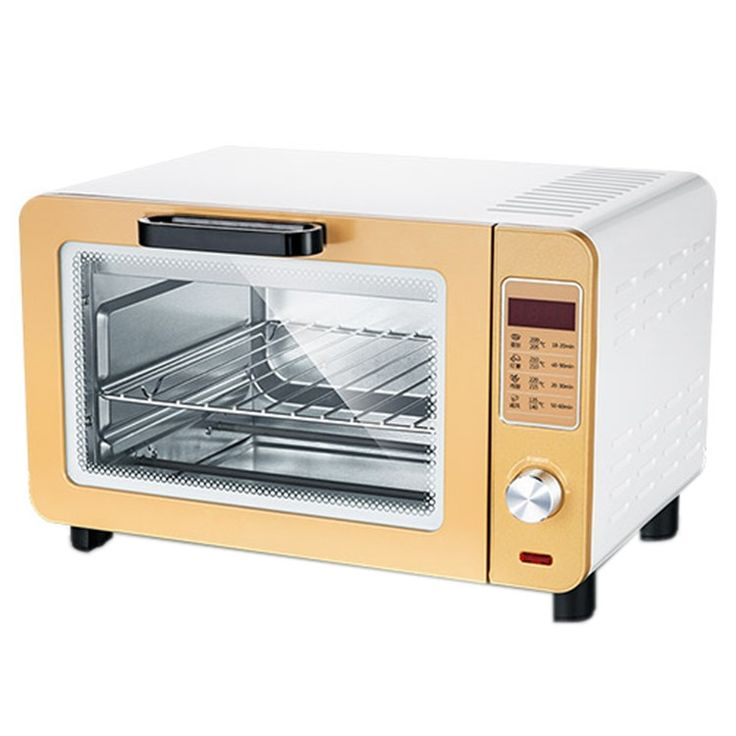 (115.47$)  Buy here - http://aie9c.worlditems.win/all/product.php?id=32598010432 - 15L small household electric oven microcomputer intelligent mini oven Independent fermentation temperature control egg baking