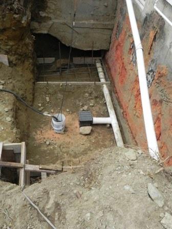 New Dirt Basement Problems