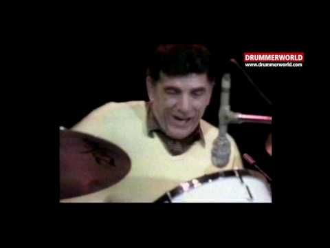 DRUMMERWORLD's Jazz Legends: LOUIE BELLSON