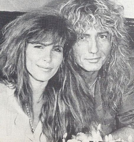 tawny kitaen and david coverdale beside Pam and Tommy Lee the most hottest couples EVER!!!!