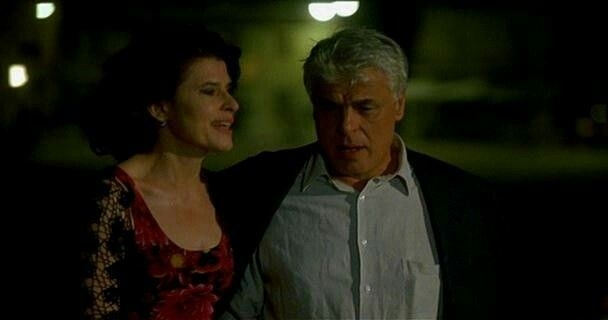 """Zapach krwi""- Fanny Ardant, Michelle Placido- 2004."