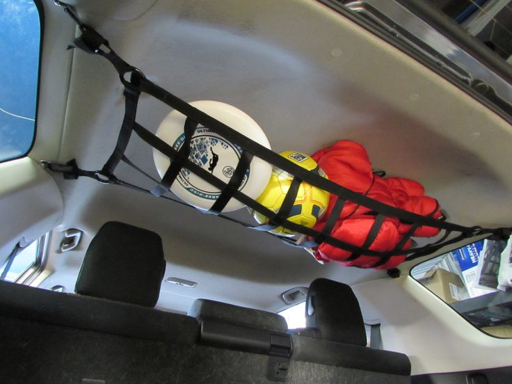 4RUNNER 5TH GEN CEILING NET Truck Camping & Dirtbag
