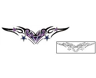 Show details for Lower Back Tattoo Specific Body Parts tattoo | L1F-00429