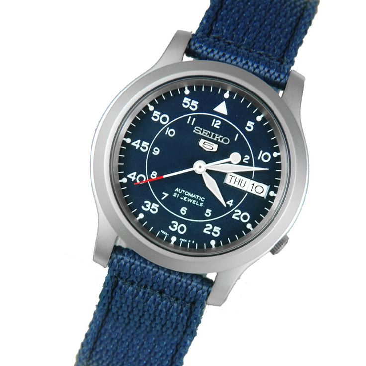 A-Watches.com - Seiko 5 automatic SNK807K2, S$84.52 (http://www.a-watches.com/snk807k2/)
