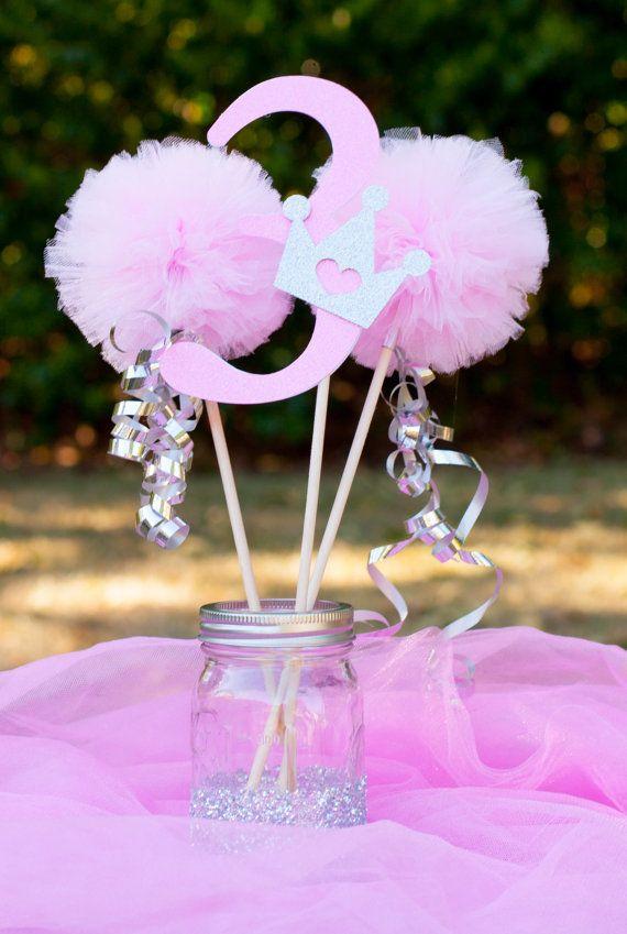 Princess Party Centerpiece Table Decoration You Choose