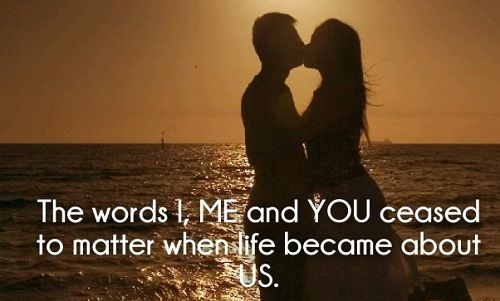 About Us Love Quotes for Husband