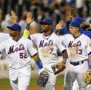 The Big Three. This 1-2-3 punch at the top of 2016's order was key to the Wildcard run. With Yoenis and Cabby back in action come 2018 one of these guys is currently a Free Agent. José Reyes. When it comes to keeping Reyes or not the fan base is split. My vote however is to keep him. I know his overall yearly stats were subpar but his second half was adequate and he loves being a Met. Plus what José brings to the clubhouse no other Met can bring. He provides so much energy to supply the…